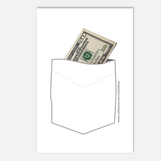 CASH MONEY Postcards (Package of 8)
