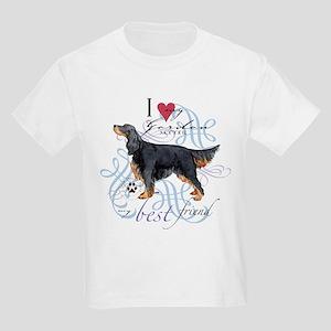 Gordon Setter Kids Light T-Shirt