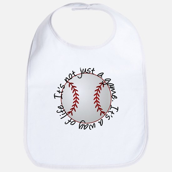 Baseball for Life Bib