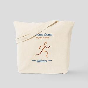 Summer Games Athletics Tote Bag