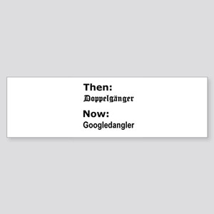 Doubleyou Bumper Sticker