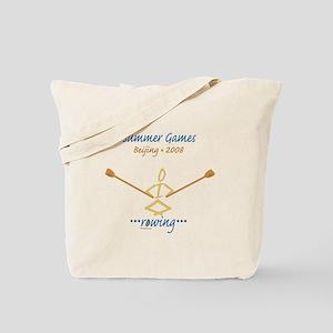 Summer Games Rowing Tote Bag