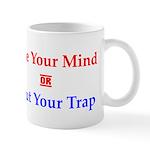 Vote Your Mind Mug