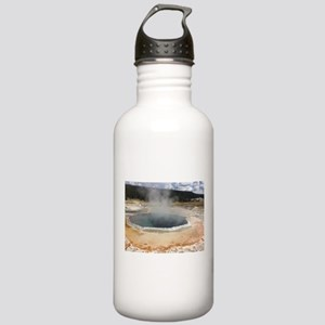 Geyser at Yellostone Stainless Water Bottle 1.0L