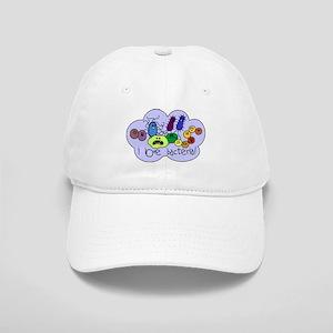 I Love Bacteria Cap