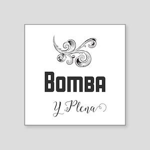 Bomba Y Plena Sticker