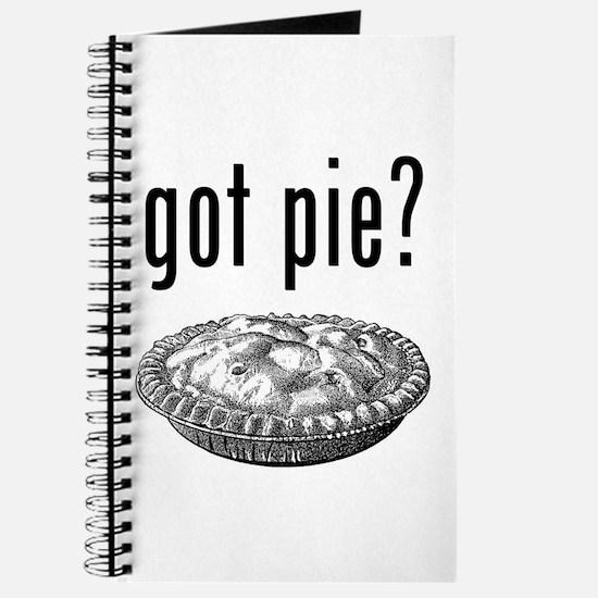 Cute Apple pie Journal