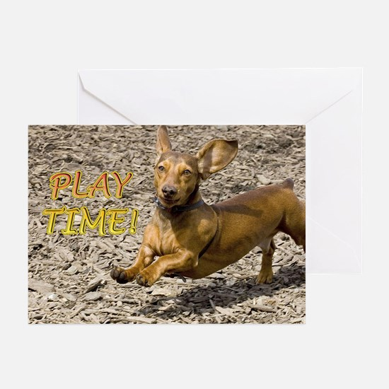 Playtime Greeting Cards (Pk of 20)