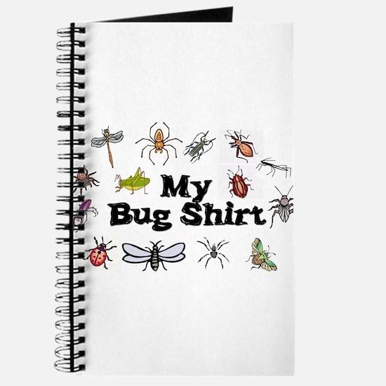 Unique Bug Journal