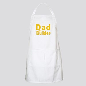 Dad the Builder BBQ Apron