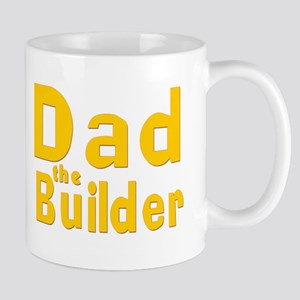 Dad the Builder Mug