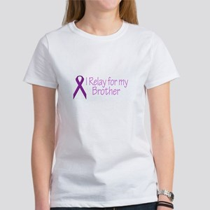 I Relay for my Brother Women's T-Shirt