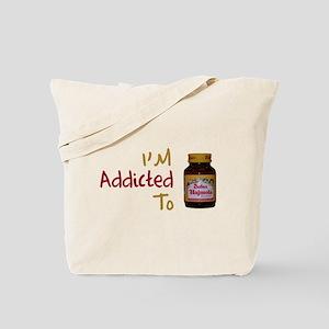 I'm Addicted to Hajmola Tote Bag