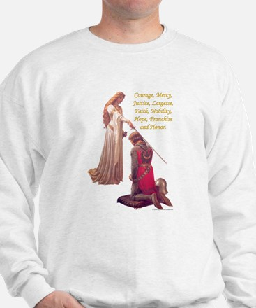 Nine Words Sweatshirt