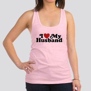 I Love My Husband Tank Top