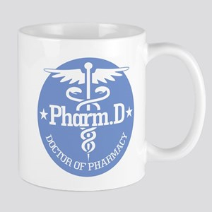 Caduceus Pharm.D Mugs