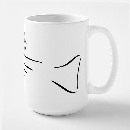 Striped Bass mug (large)