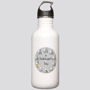 Radiologist's Day Water Bottle