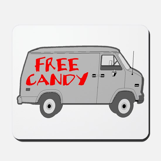 Free Candy Mousepad