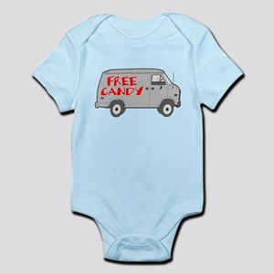 Free Candy Infant Bodysuit