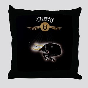 taurus serie II Throw Pillow