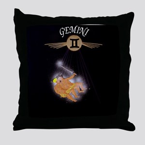 gemini serie II Throw Pillow