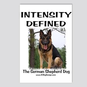 GSD Intensity Defined Postcards (Package of 8)