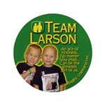 "Team Larson 3.5"" Button (100 pack)"