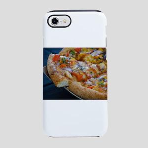 Pizza iPhone 8/7 Tough Case