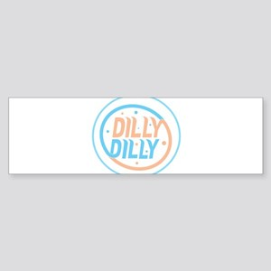 Dilly Dilly T-shirt/Dilly Dilly App Bumper Sticker