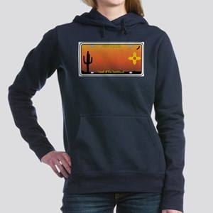 New Mexico License Plate Sweatshirt