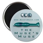 """Muse's Muse 2.25"""" Magnet (10 pack)"""