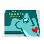 Muse's Muse Postcards (Package of 8)