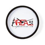 Area 51 Wall Clock