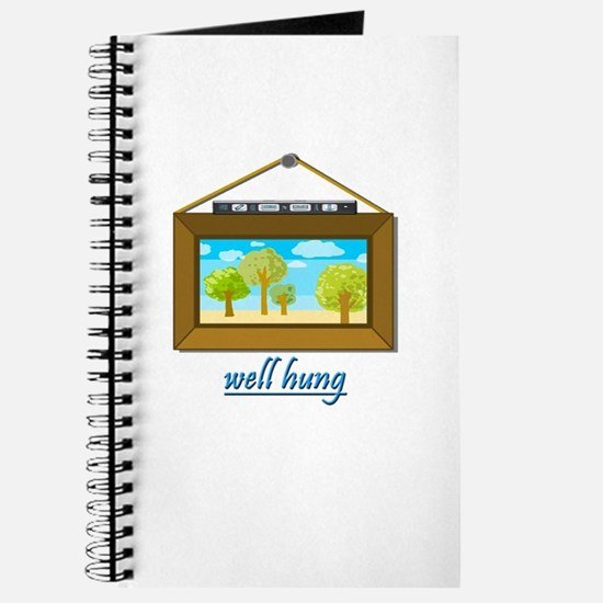 Well Hung Journal