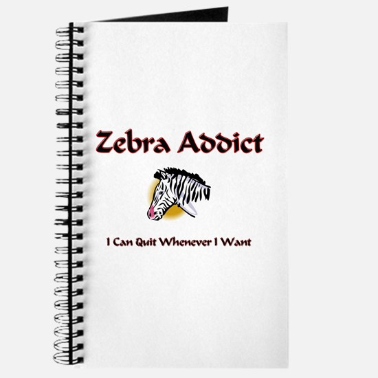 Zebra Addict Journal