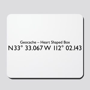 GEO Coordinance Mousepad