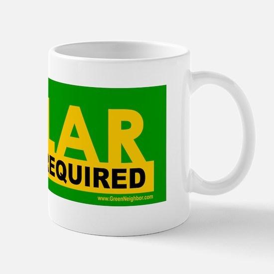 Solar ... Anti-War Mug
