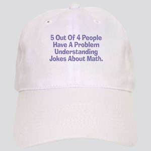 Math Jokes Cap