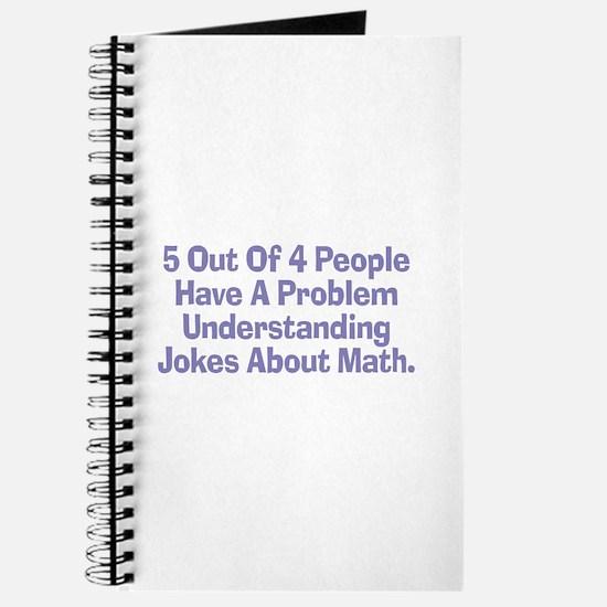 Math Jokes Journal