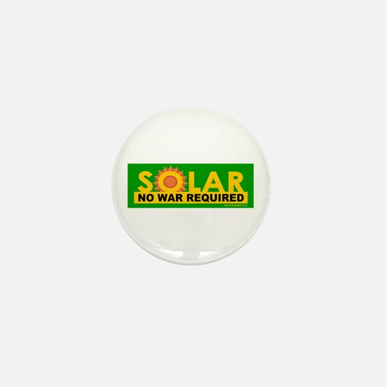 Solar ... Anti-War Mini Button