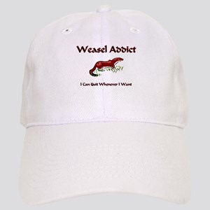 Weasel Addict Cap