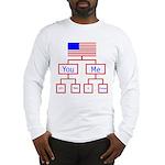 Let's Make A Change Long Sleeve T-Shirt