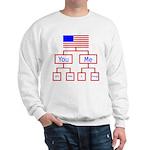 Let's Make A Change Sweatshirt