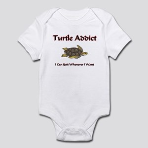 Turtle Addict Infant Bodysuit