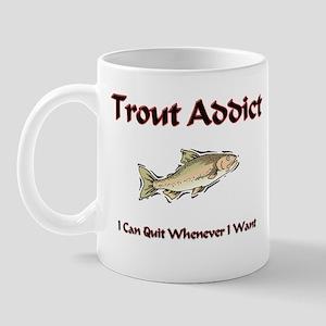 Trout Addict Mug