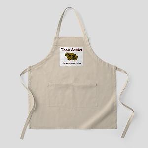 Toad Addict BBQ Apron