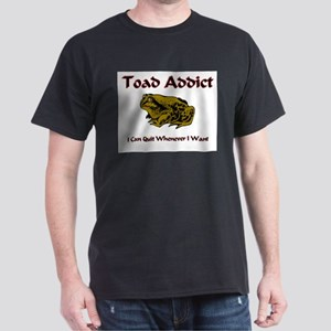 Toad Addict Dark T-Shirt