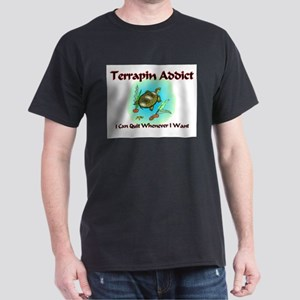 Terrapin Addict Dark T-Shirt