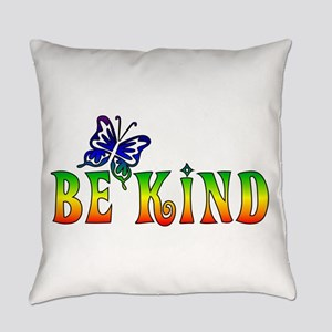 Be Kind Everyday Pillow